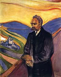 Nietzsche, por Munch